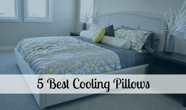 header image best cooling pillows